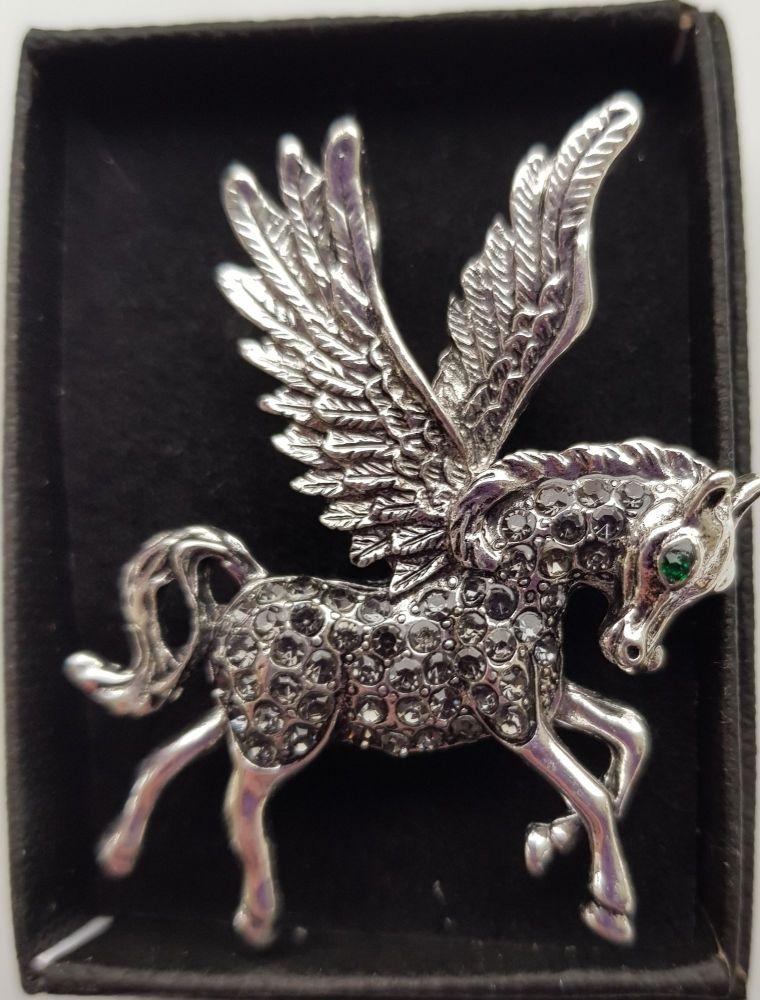 Brooch - Pegasus