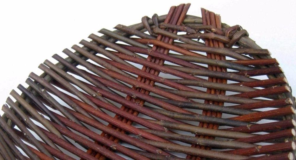 Basket Making Workshop: Platter and Herb Basket - Sunday 24th October 2021