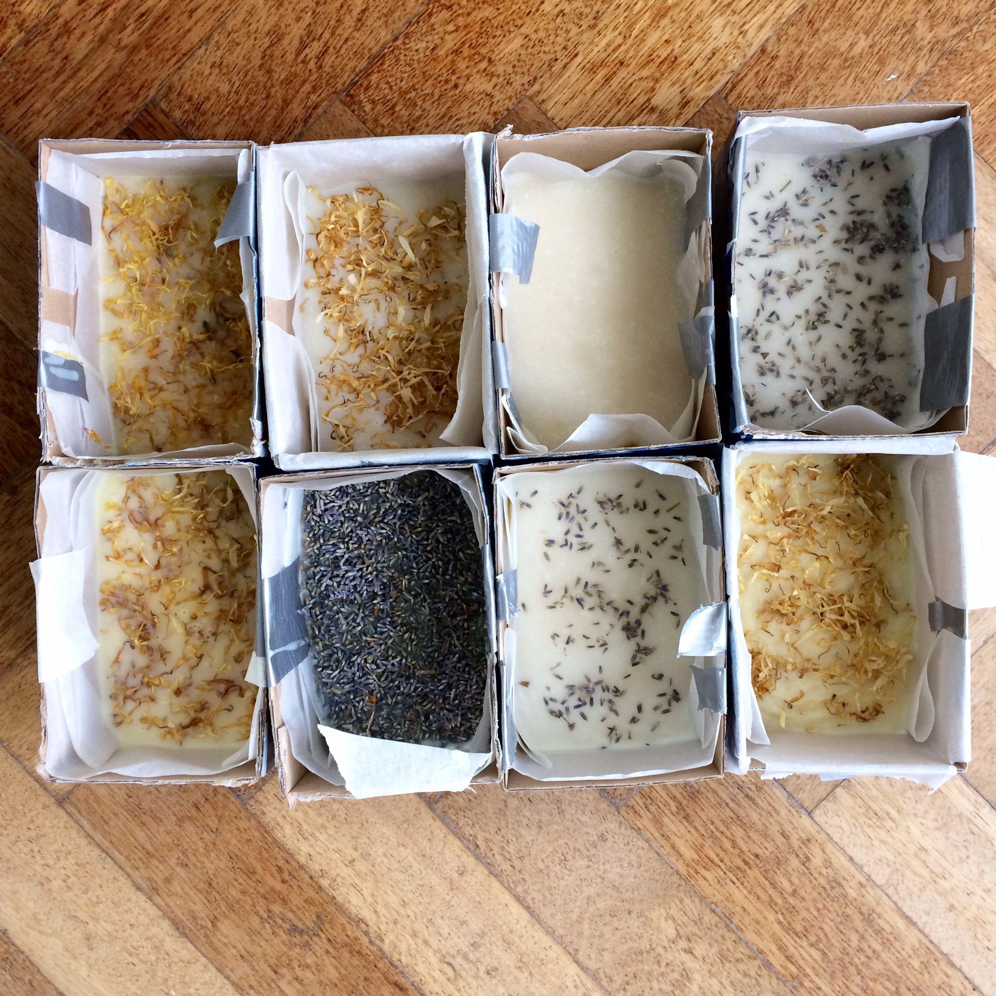 Soap Making Workshop - Naturals