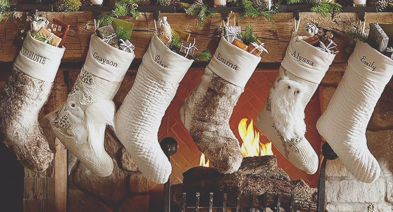 Make Your Own Luxury Christmas Stocking Workshop - Sunday 3rd December 2017
