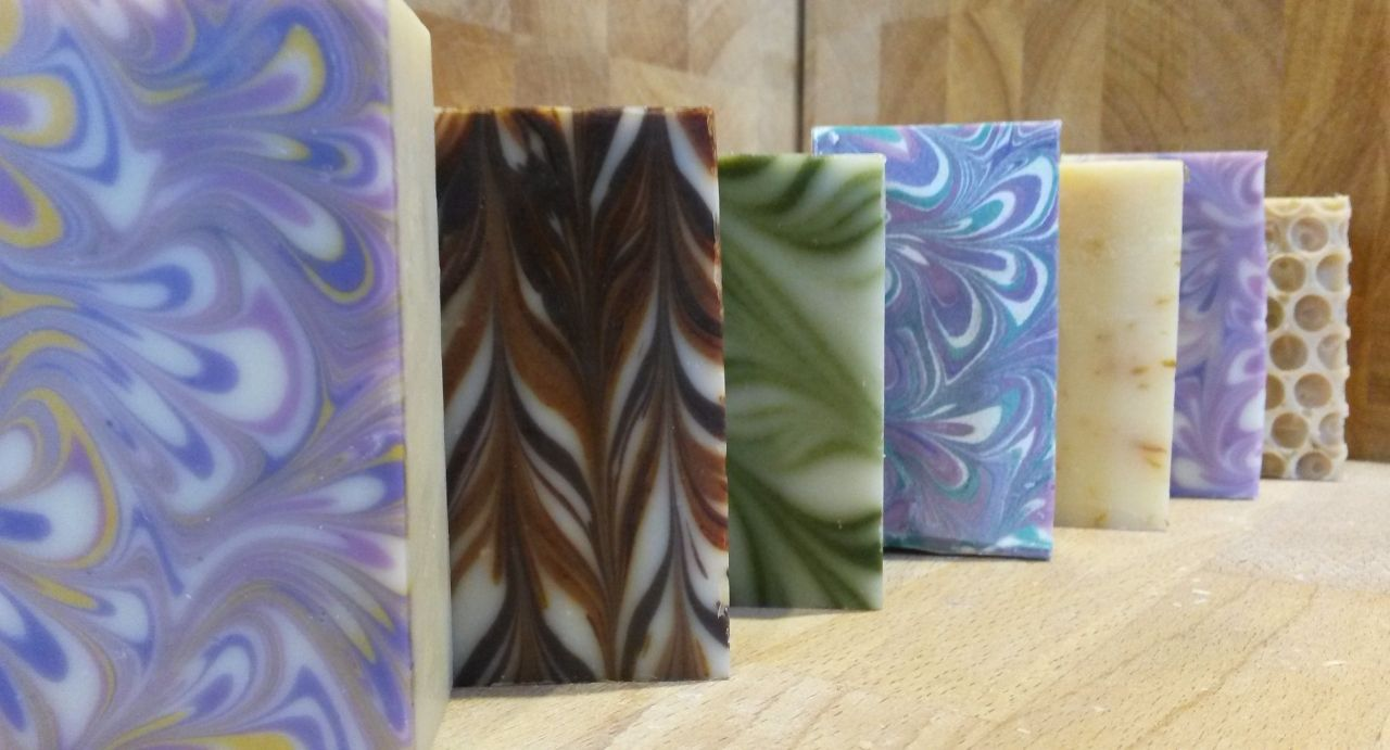 Soap Making Workshop - Sunday 11th March 2018