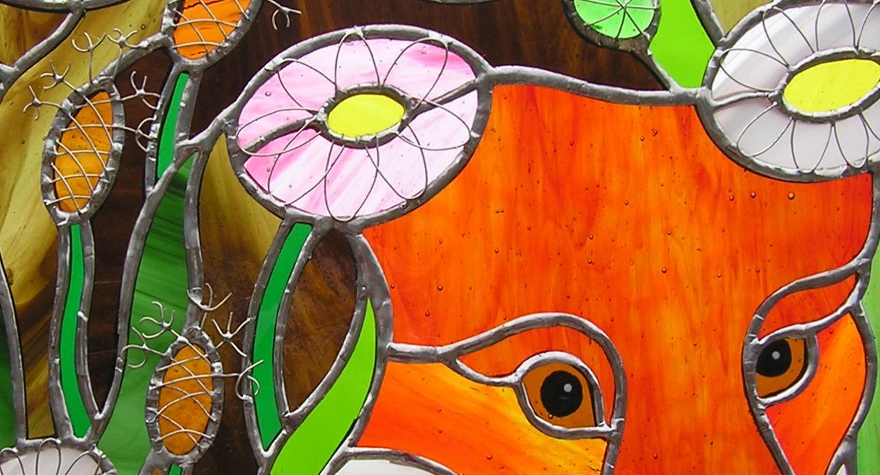 Stained Glass Workshop - Sunday 1st April 2018
