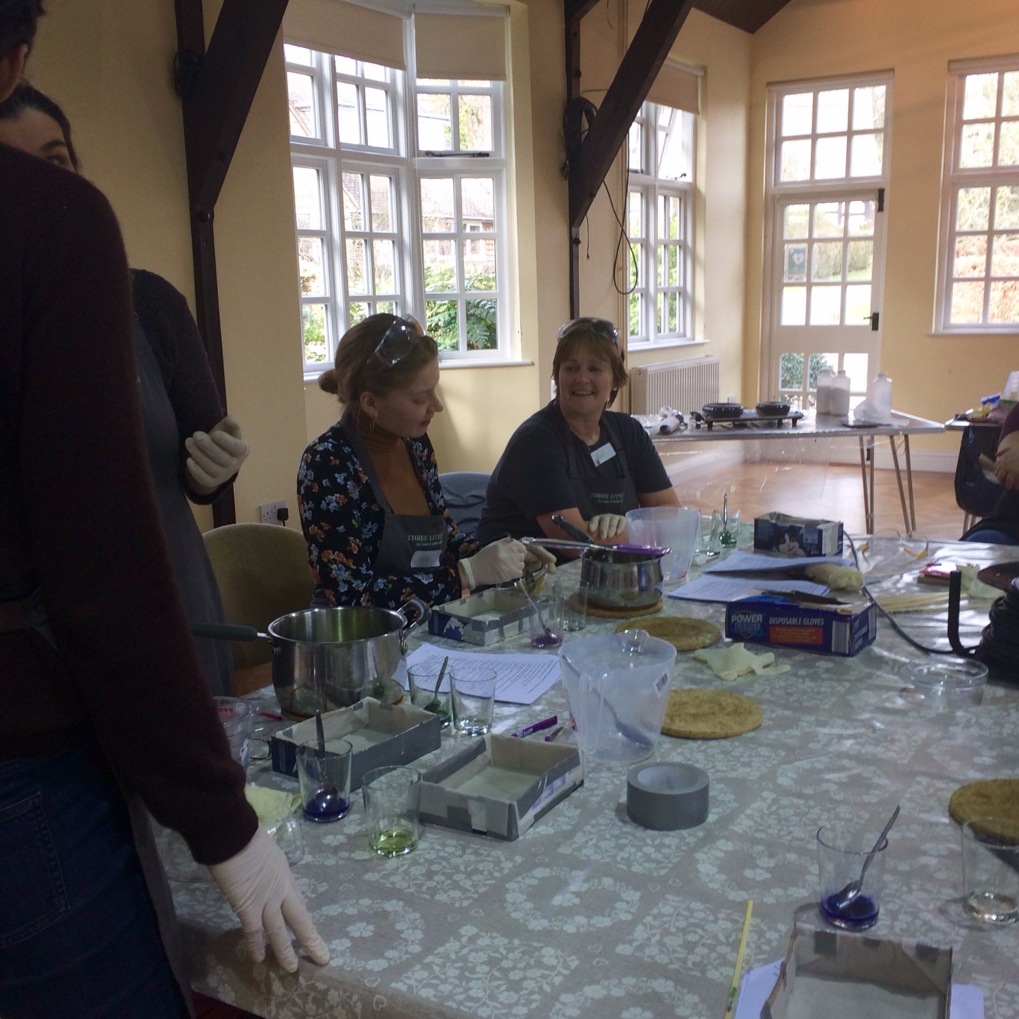 Soap Making Workshop - Workshoppers
