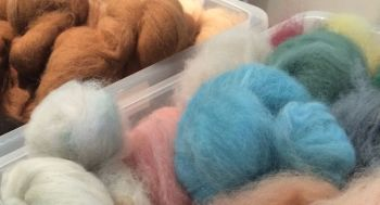 Alpaca Felting Workshop - Saturday 18th August 2018