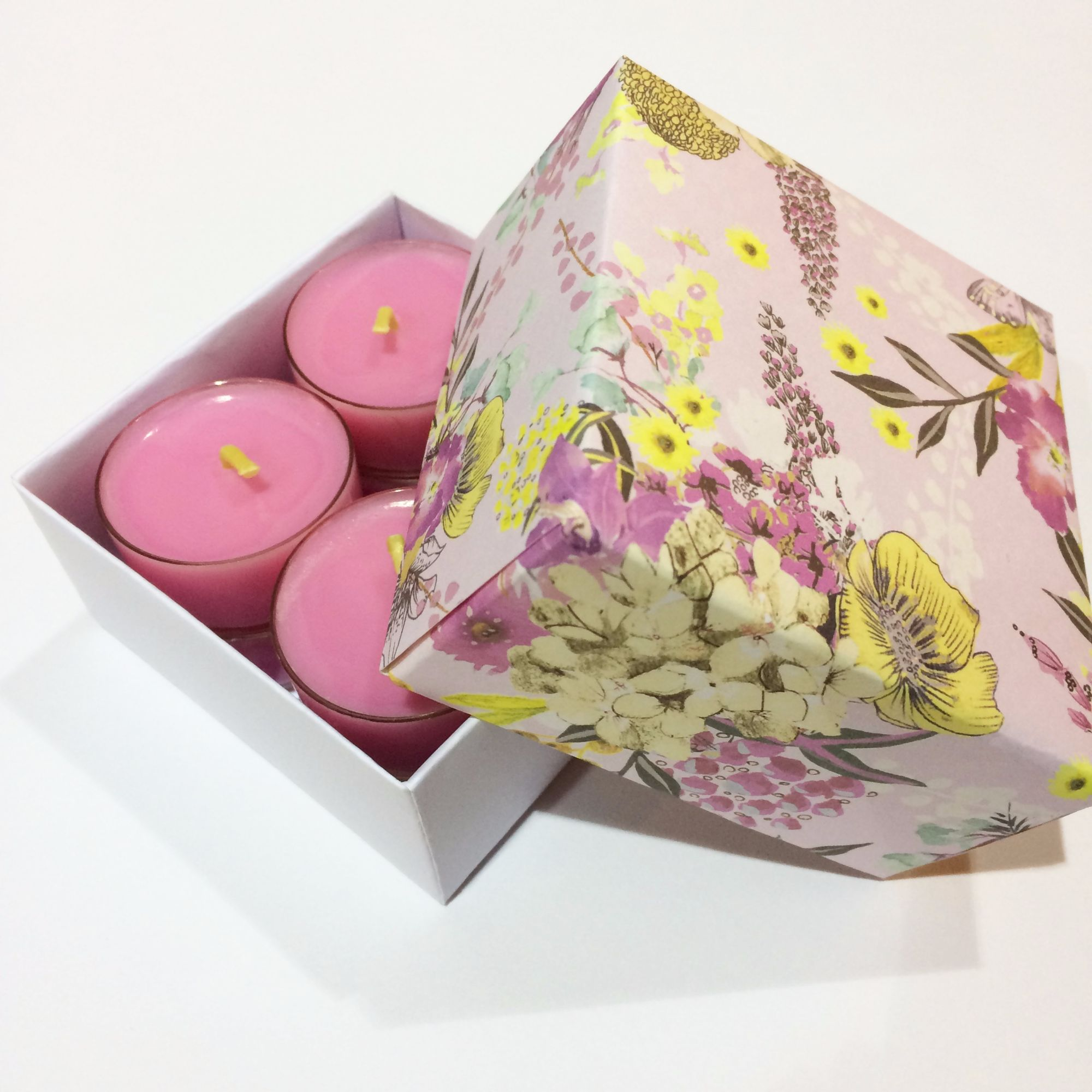 Candle Making Workshop - Packaging