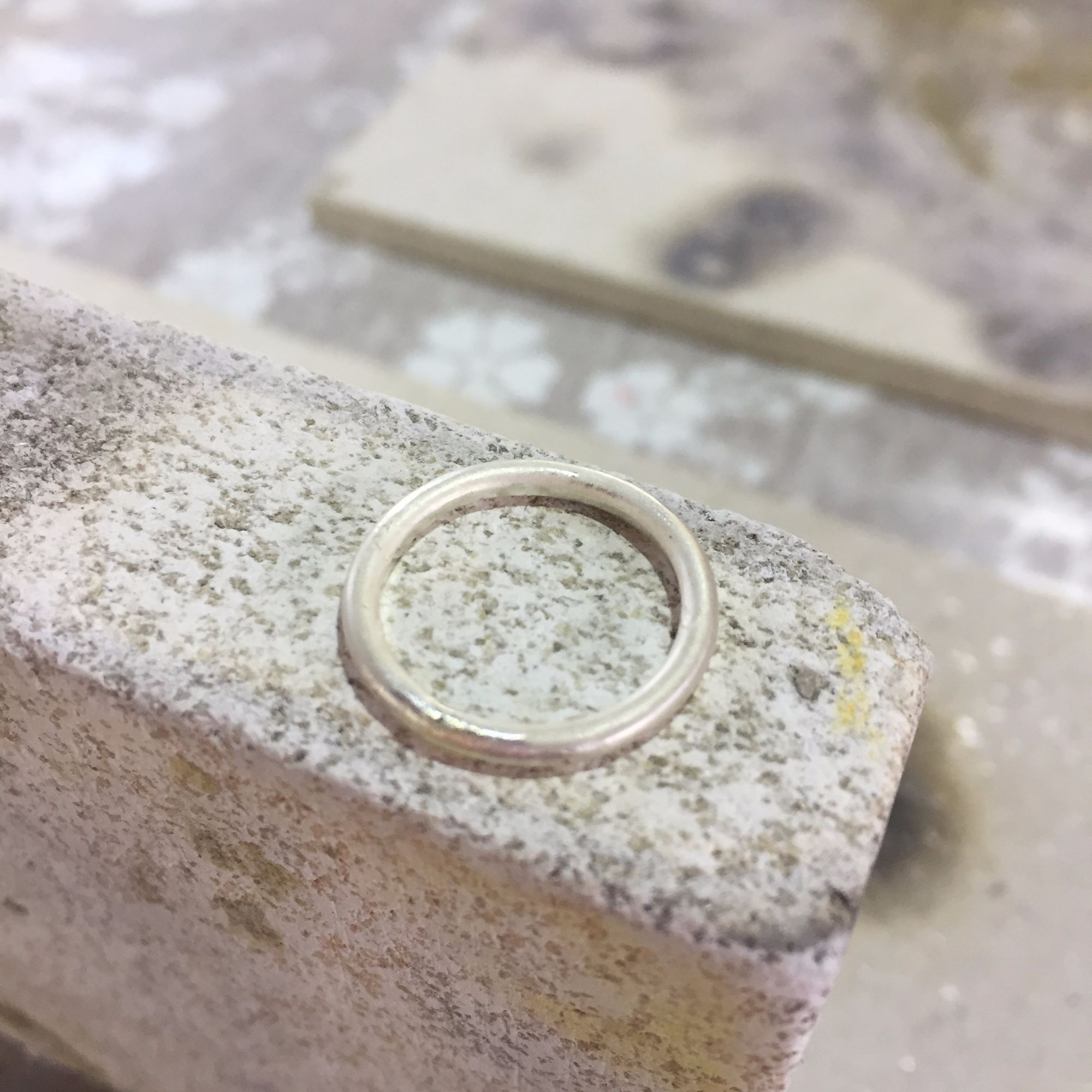 Silver Ring Workshop - Silver