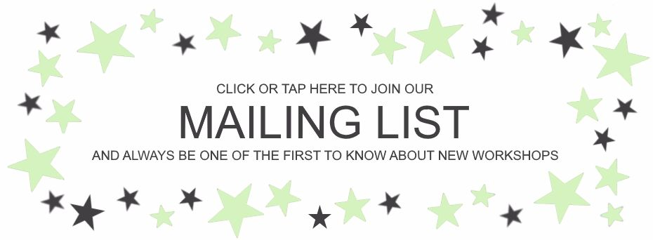 Click or tap here to join our Mailing List
