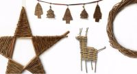<!-- 064 --> Willow Christmas Decorations Workshop - Saturday 8th December 2018