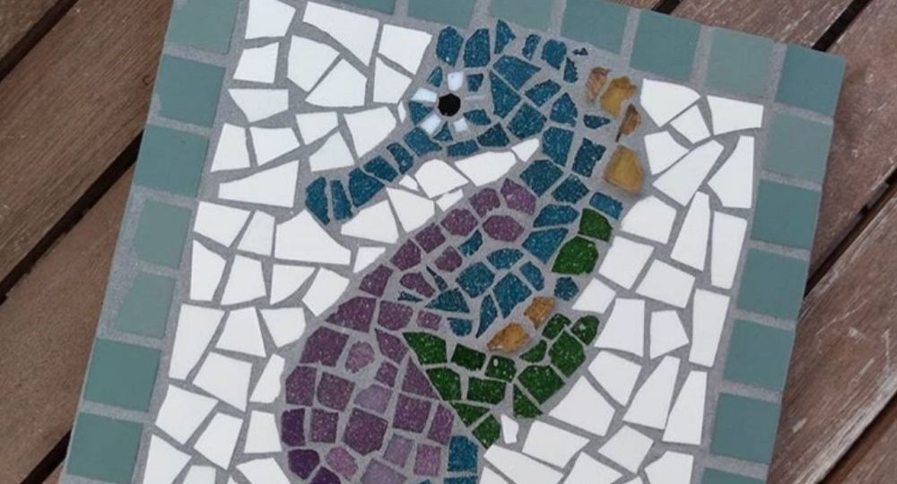 <!-- 088 --> Mosaic Workshop - Saturday 15th June 2019