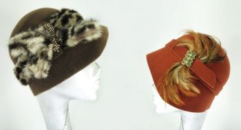 Millinery Workshop - Saturday 25th January 2020