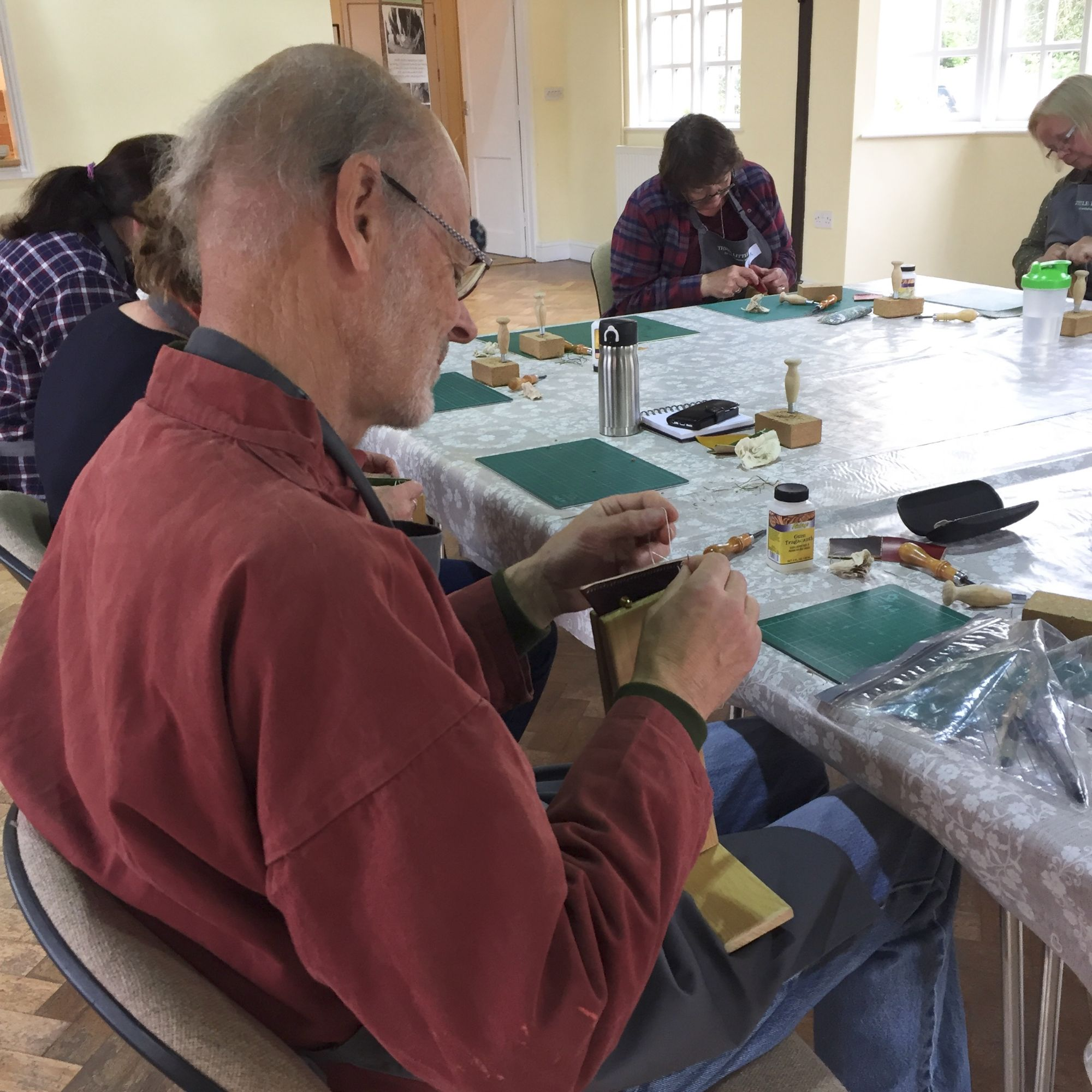 Leatherwork Workshop - Workshopper