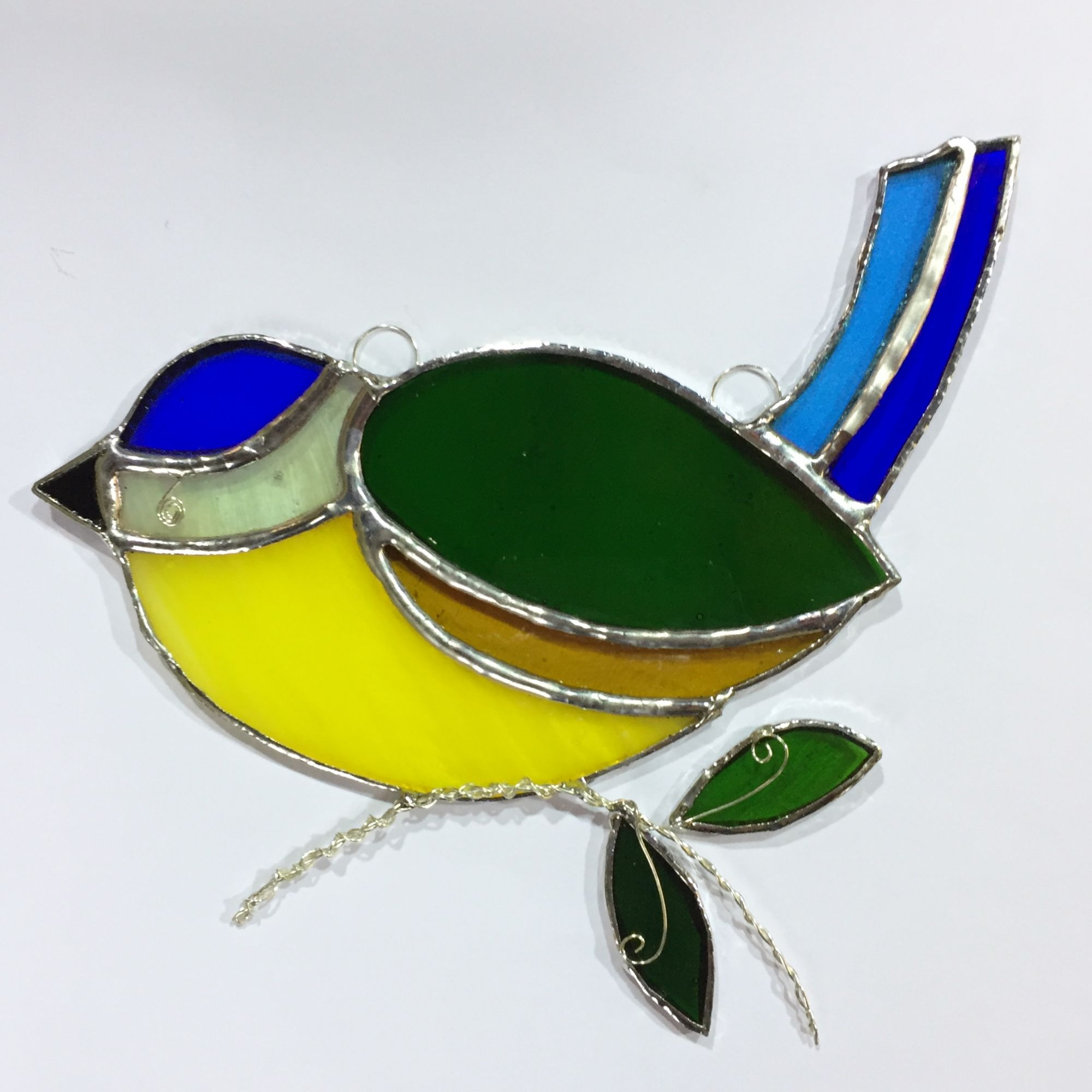 Stained Glass Workshop - Birds