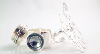 Silver Ring Workshop - Saturday 22nd May 2021