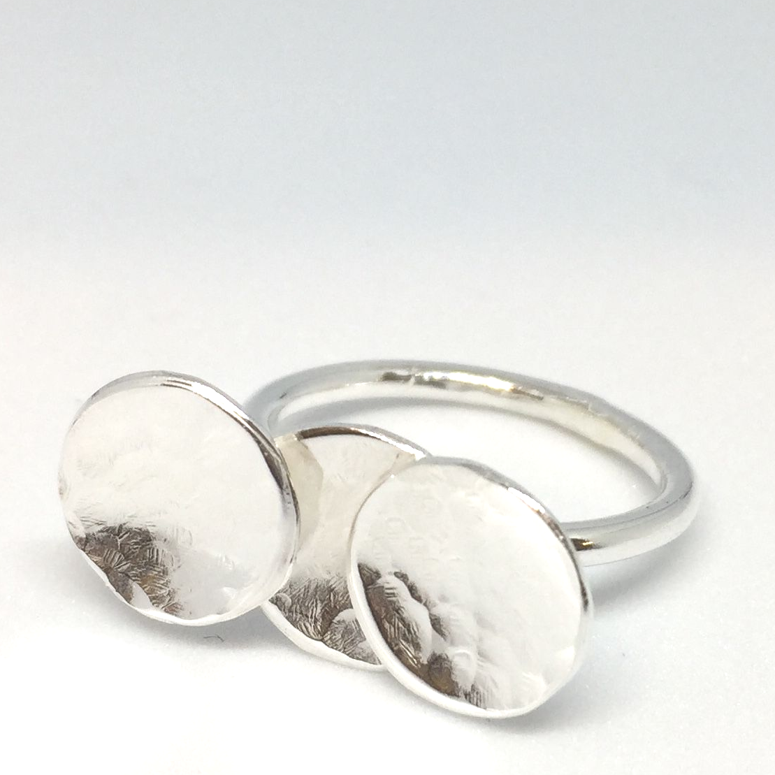 Silver Ring Workshop - Circles