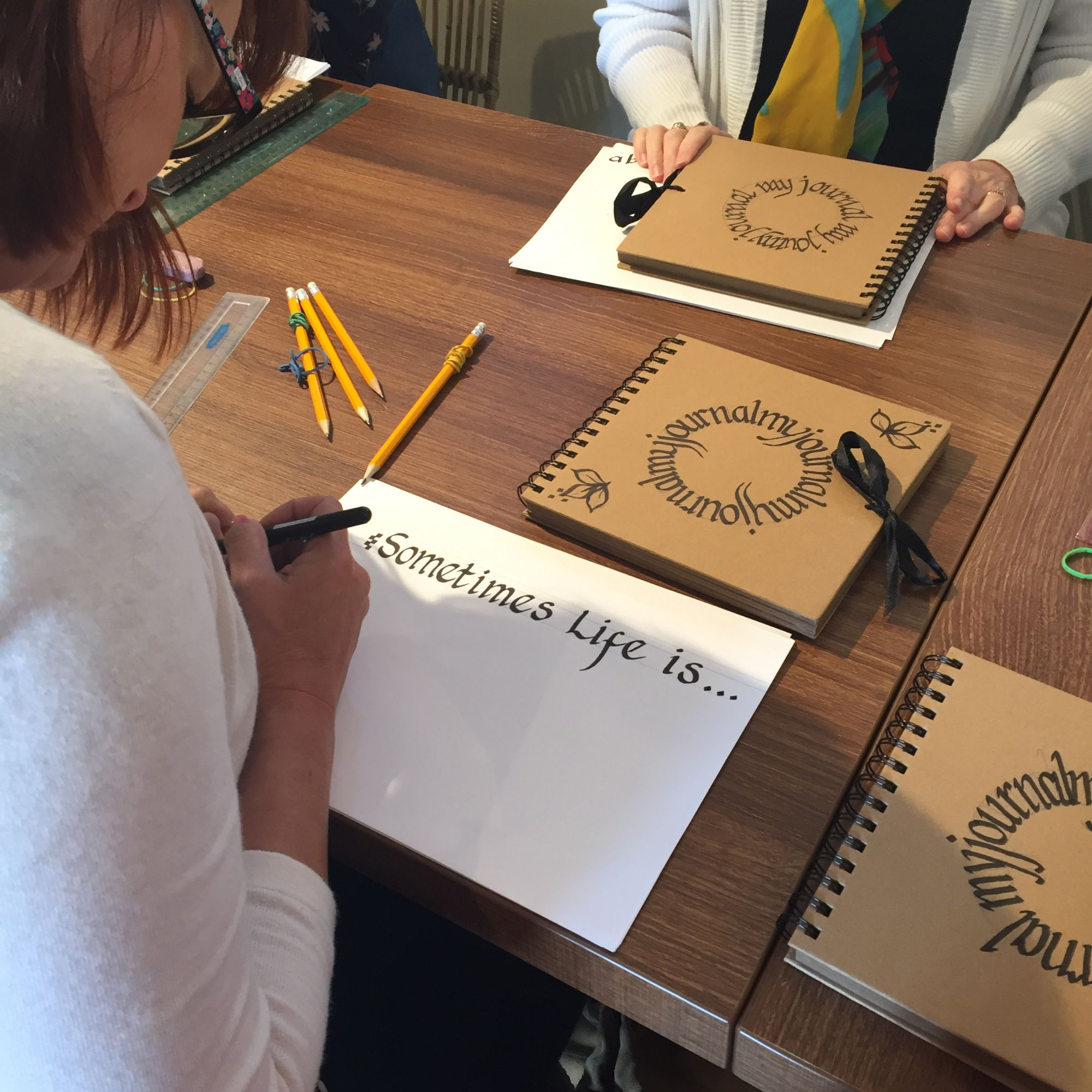 Calligraphy Workshop - Extra Details