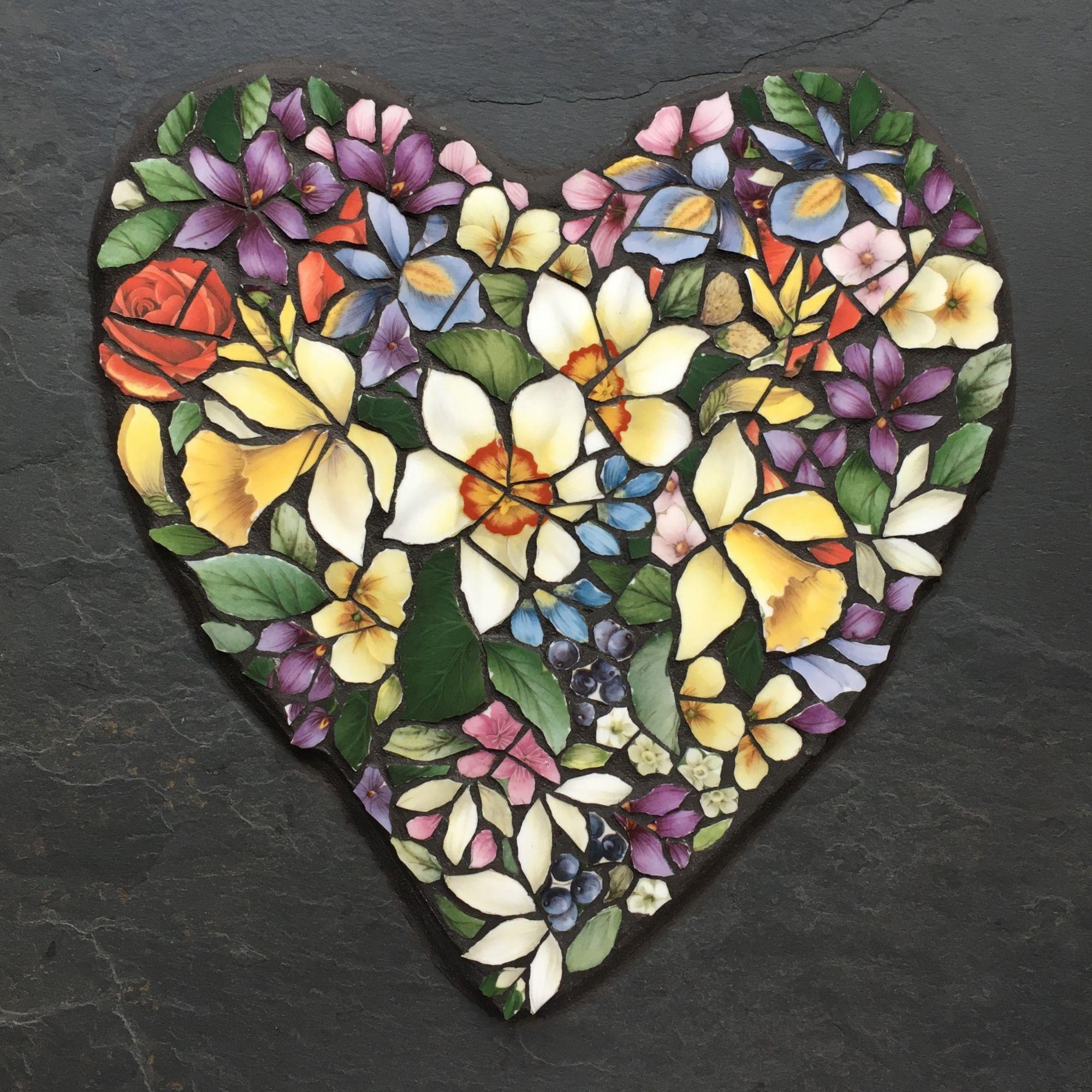Crockery Mosaic Workshop