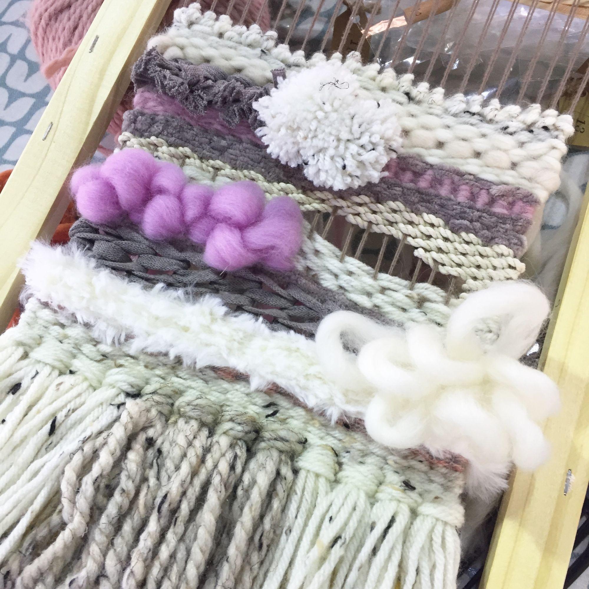Loom Weaving Workshop - Colours