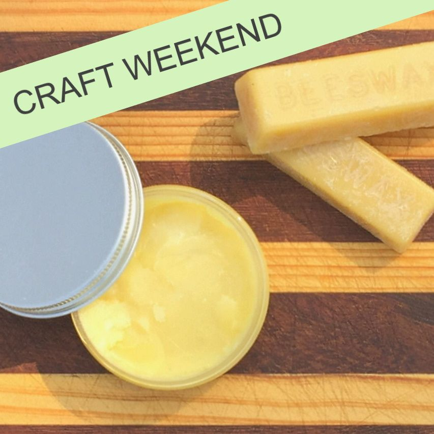 Beeswax Wood Conditioner Workshop