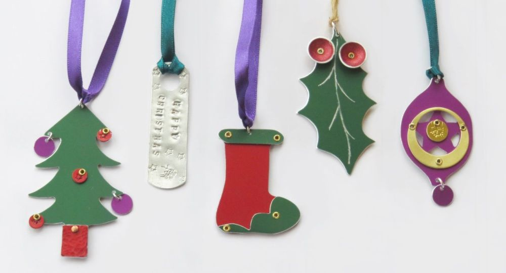 <!-- 030 --> Christmas Decorations Workshop - Saturday 5th December 2020