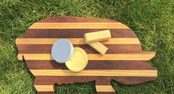 Beeswax Wood Conditioner Workshop - Saturday 15th May 2021