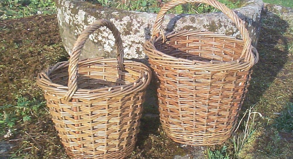 <!-- 058 --> Two-Day Basket Making Workshop - Saturday 15th and Sunday 16th