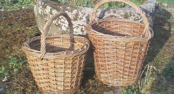 Two-Day Basket Making Workshop - Saturday 15th and Sunday 16th May 2021
