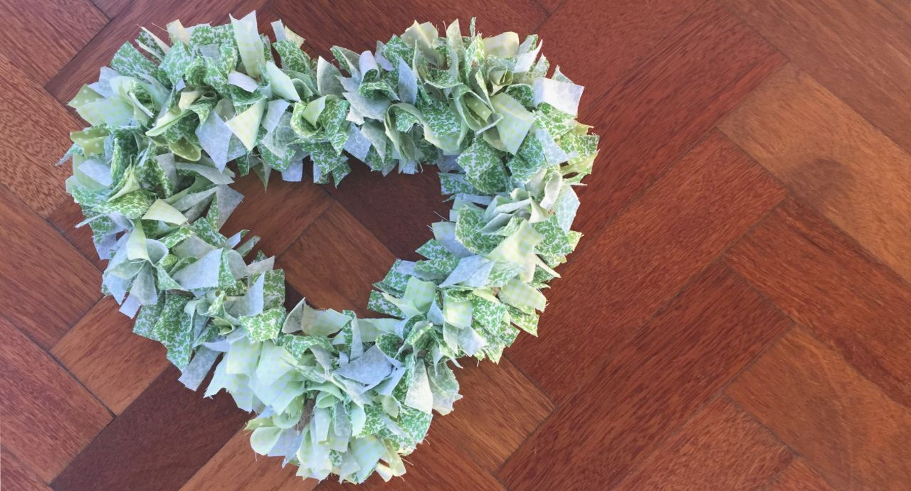Rag Wreath Making Workshop