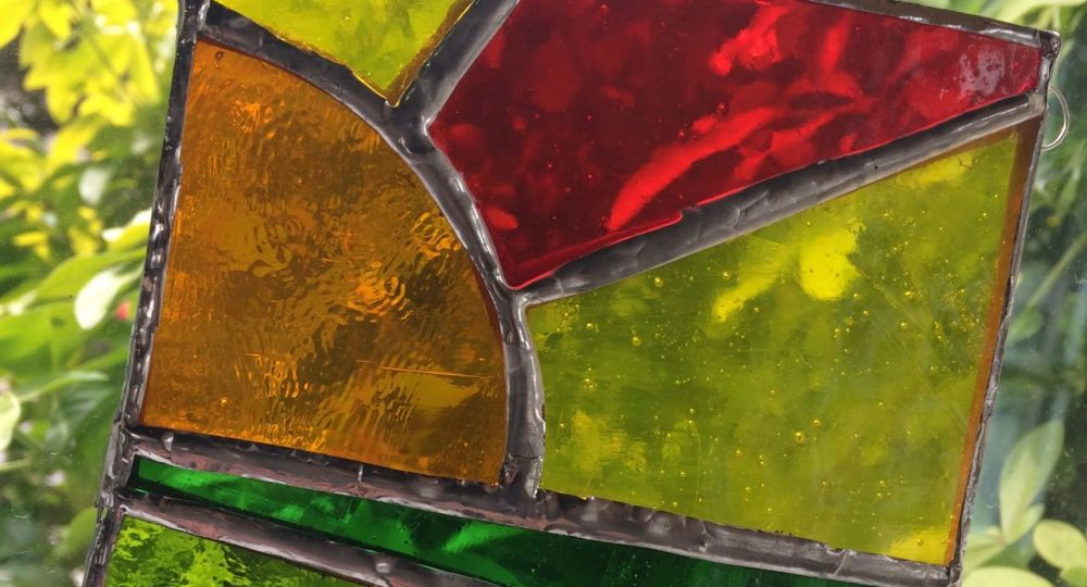 <!-- 077 --> Stained Glass Workshop - Saturday 7th August 2021