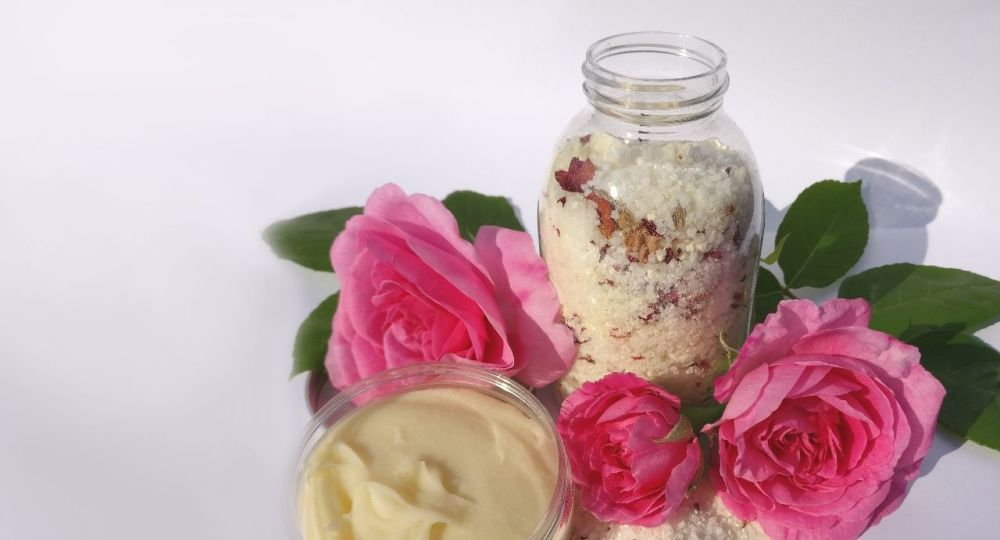 <!-- 078 --> Bath and Body Products Workshop - Sunday 8th August 2021