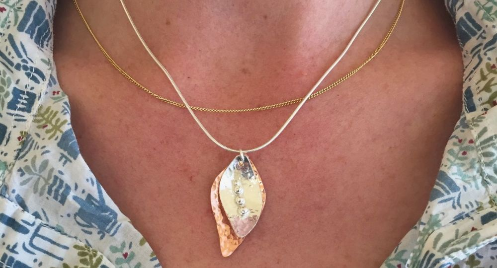 <!-- 083 --> Silver Earrings and Pendant Workshop - Sunday 19th September 2