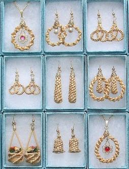 Corn Jewellery