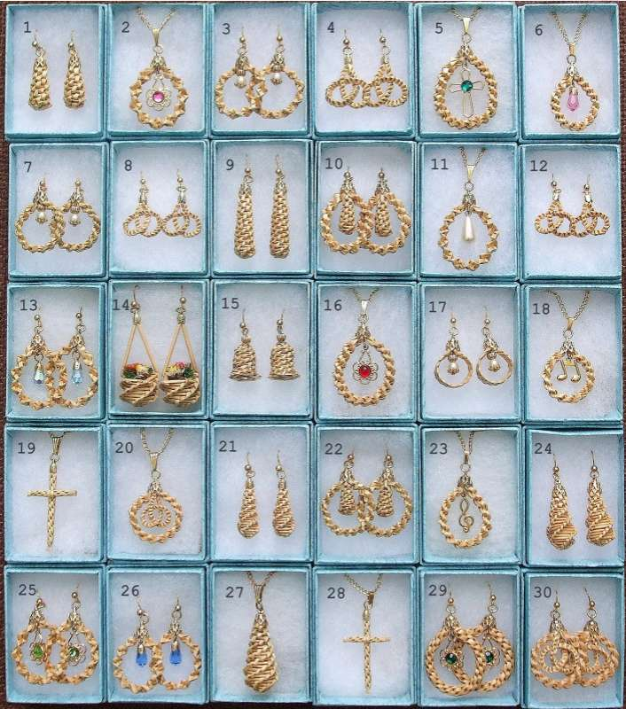 Jewellery Selection Jewelry