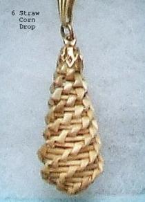 6 straw corn drop