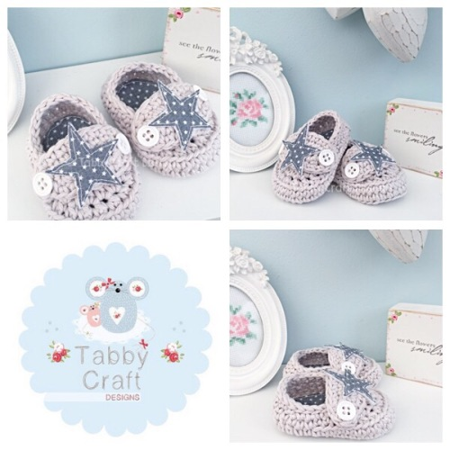 Star Baby Loafer - Grey