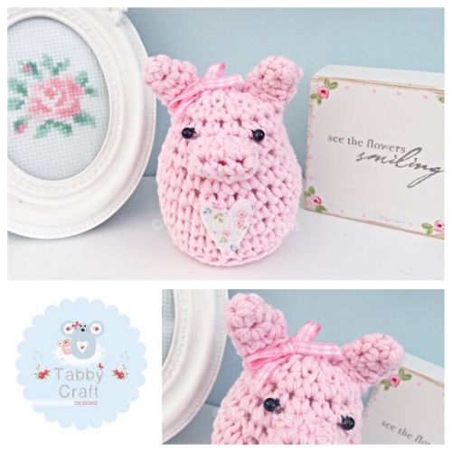Small Pig - Pink