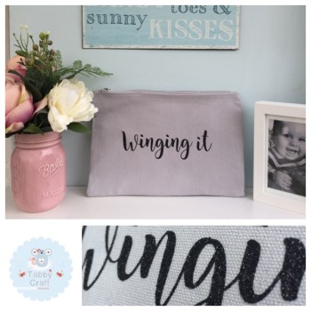 Mama Bag - Winging It - Grey