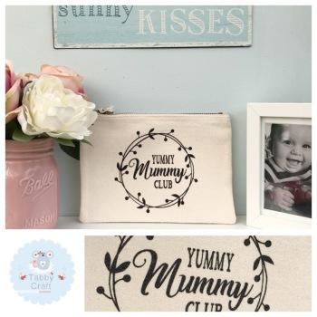 Small Mama Bag - Yummy Mummy Club - Natural/Black