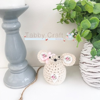 Small Mouse - Ivory