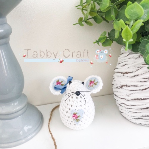 Small Mouse - White