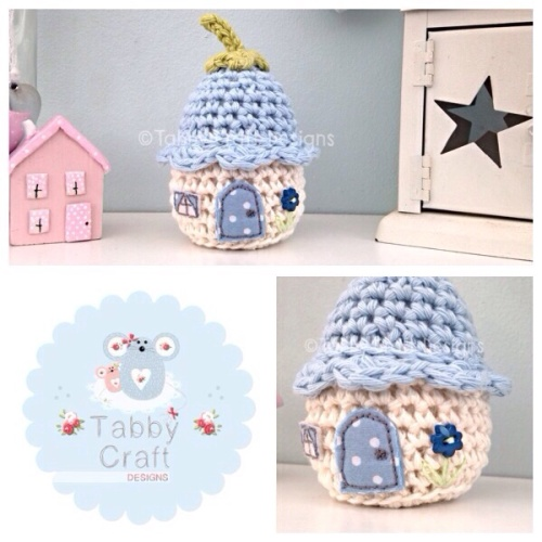Dinky Flower Cottage - Bluebell