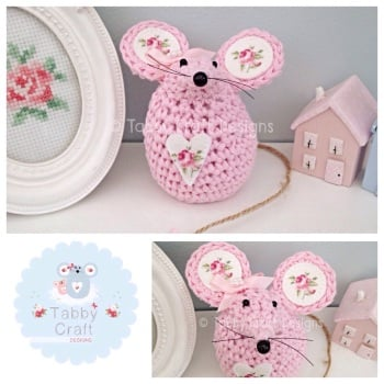 Small Mouse - Pink