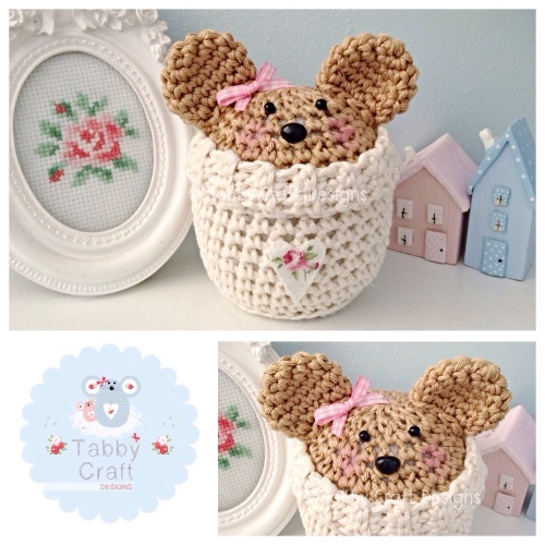 Bear Peek-a-Boo Buddy - Ivory and Tan