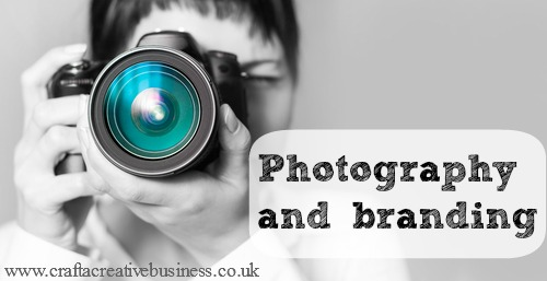 Photography and branding for your craft business