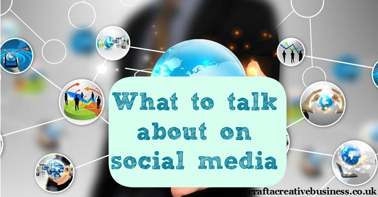 talk on social media