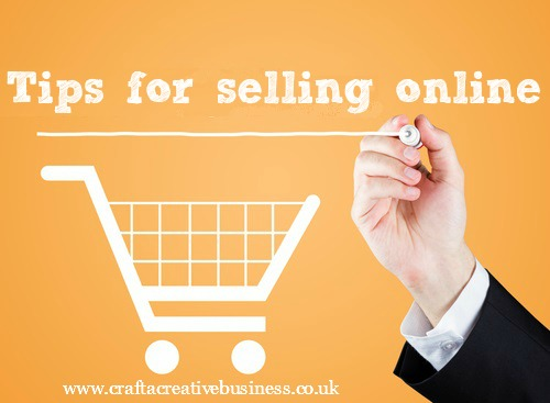Top ten tips for selling online