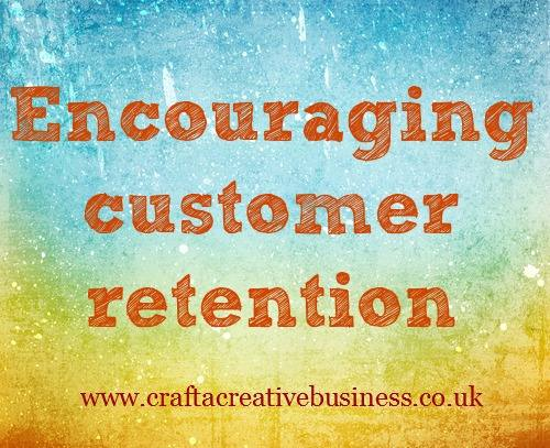 Building customer retention