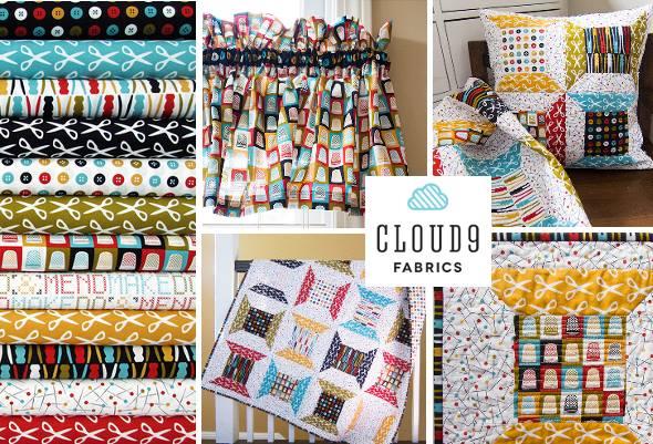 cloud9 fabrics distributed by Hantex