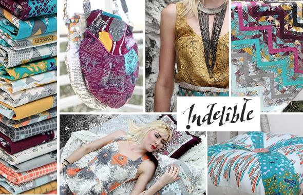 indelible from Art gallery Fabrics