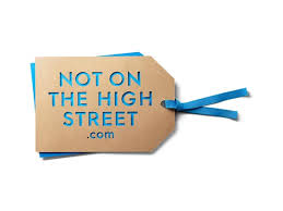 Not on The High Street - online market place for online products