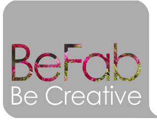 BeFab Be Creative fabric printers UK